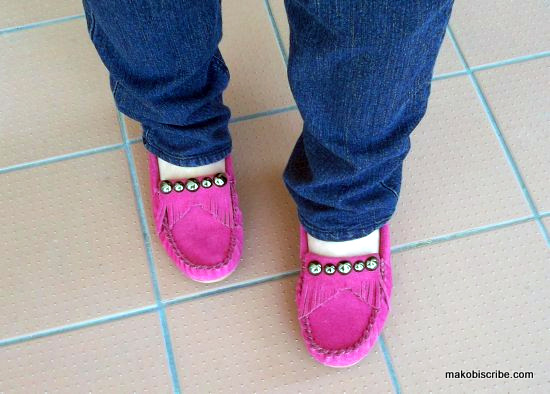 Cute Shoes For Back To School From LAMO Sweepstakes