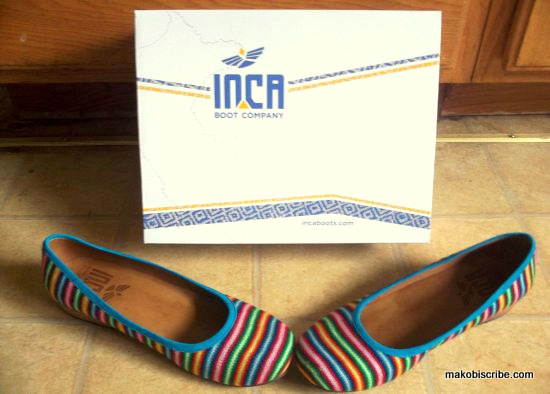 Hand Crafted Footwear From Inca Boots Sweepstakes