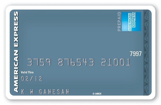American Express Prepaid Card with No Credit Check