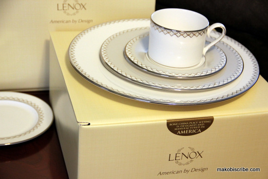 Everyday Uses for Fine China With The Lenox Quatrefoil Pattern