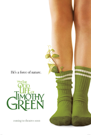 Free Screening of The Odd Life of Timothy Green