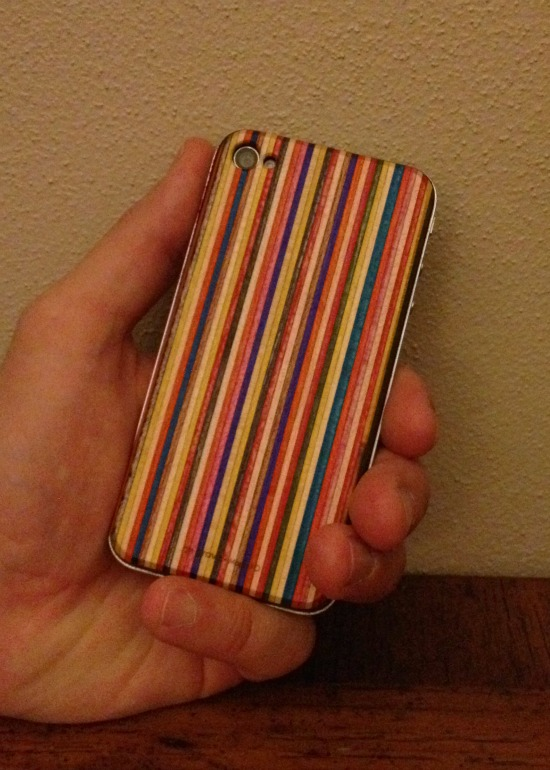 Environmentally Friendly iPhone 4 Case from Grove Sweepstakes