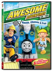 Awesome Adventures Movie Sweepstakes