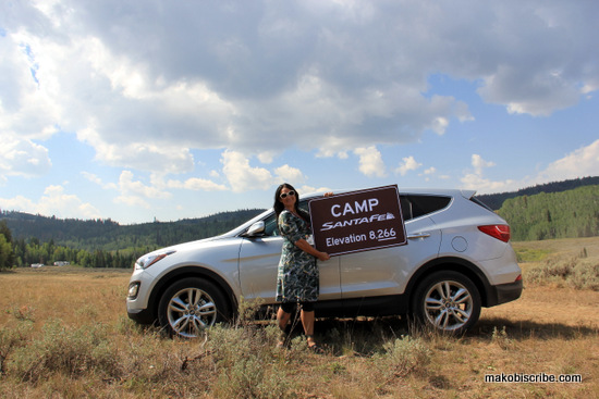 What A Mom Thinks About The All #NewSantaFe Sport
