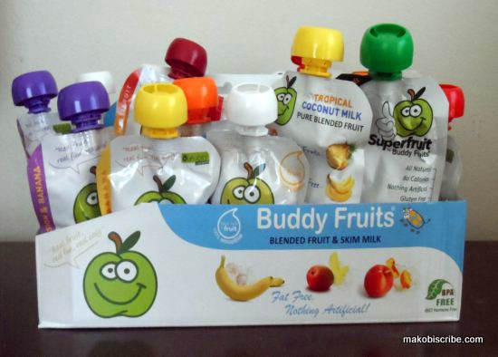 Portable Healthy Fruit Snacks