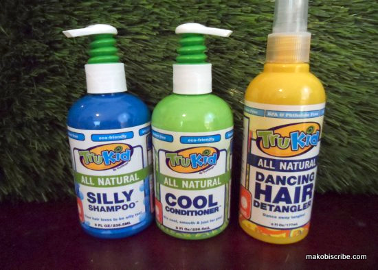 All Natural Hair Products For Kids