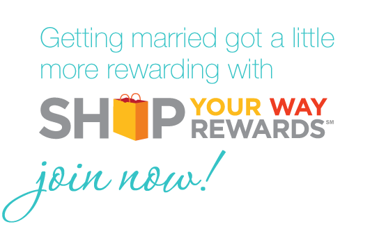 Join ShopYourWay Rewards