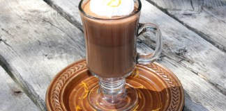 Frothy Mexican Mocha Coffee Recipe