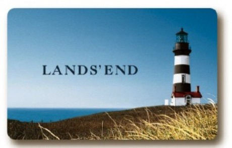 lands end gift card