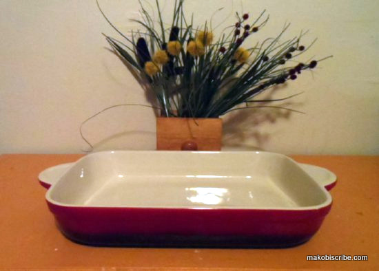 Ceramic Oven To Table Bakeware