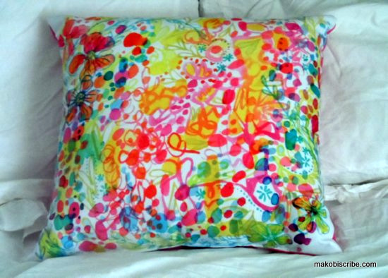 Custom Designed Throw Pillows