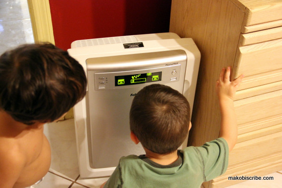 Relief From Allergy And Asthma Symptoms With The AP-300PH Air Purifier