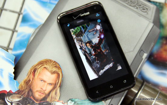downloading the Avengers
