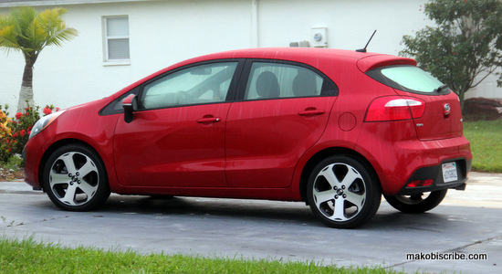 The Kia Rio Will Keep Your Trips To The Gas Station Infrequent