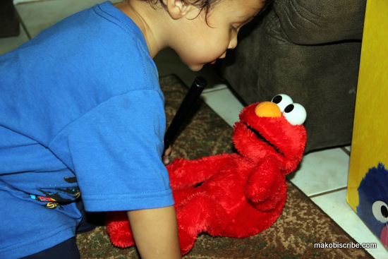 LOL Elmo Toy For Christmas