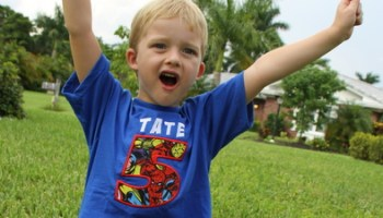 Custom Embroidered Shirts for Kids