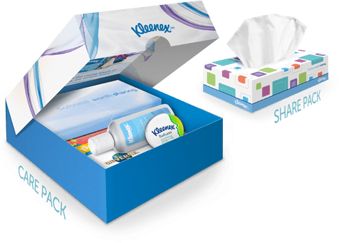 Kleenex Cares About More Than Your Runny Nose #KleenexCares