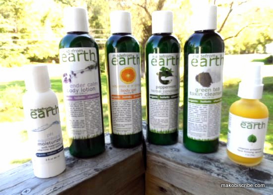 All Natural Skin Care
