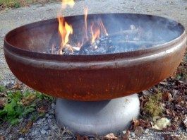 Fire Pits Are Great For Backyards