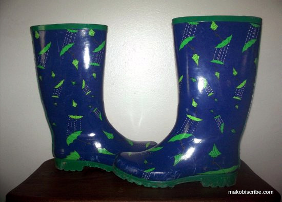 Boots For Moms And Kids