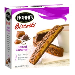 Salted Caramel Nonnis