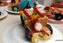 candy car creation