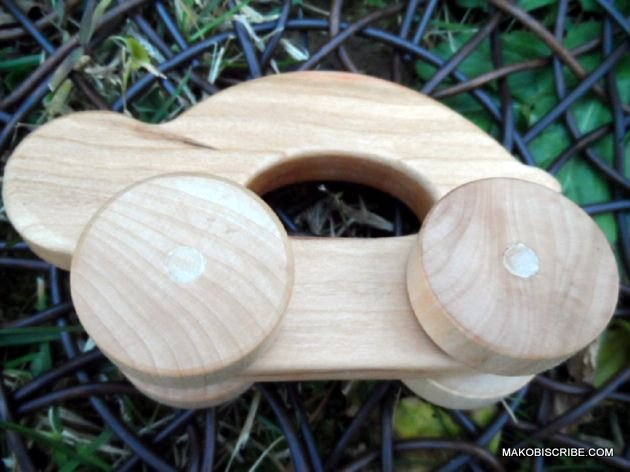 Wooden Toys For Young Children