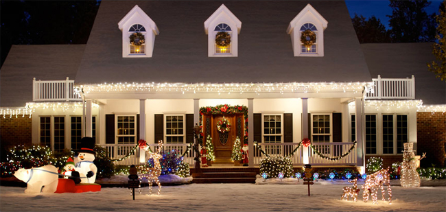 Elegant Outdoor Holiday Decorating Tips And Tricks