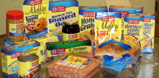 Feeding the family on a budget