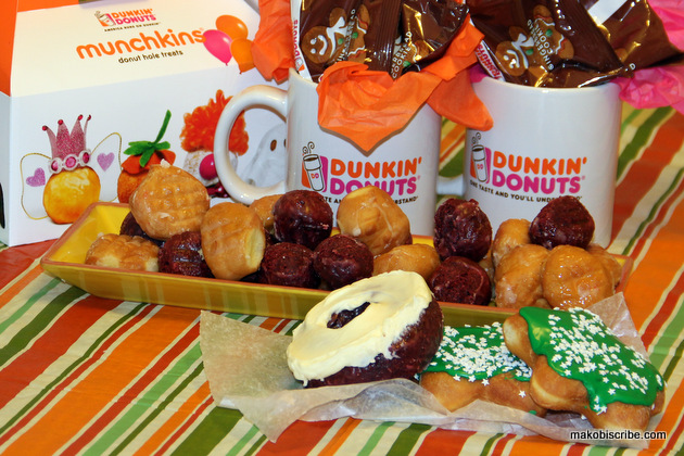 Rehashing Holiday Memories With Dunkin' Donuts #DDatHome