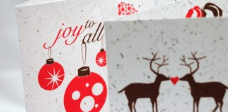 holiday cards printed