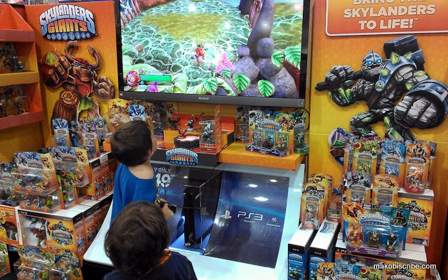 skylanders game for toddlers