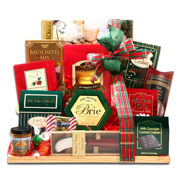 Holiday Gift Baskets Are Great Last Minute Gift Ideas