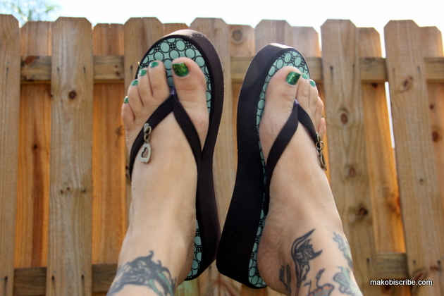 Cute Flip Flops For Women From Gigi Hill