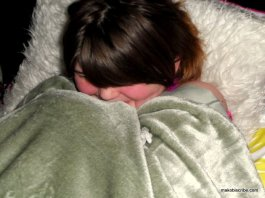 Wrap Up In A Soft Blanket