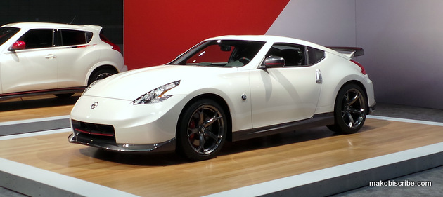 The Nissan 370Z Inspired Cruising Dreams At The Chicago Auto Show #CAS13 #SMP13