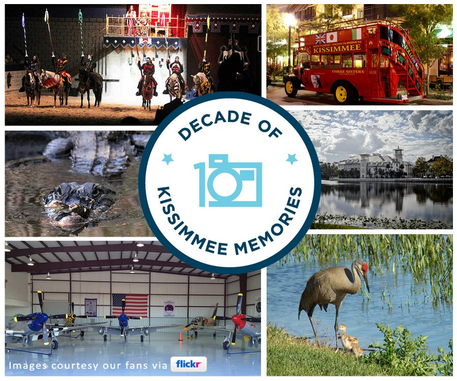The Decade of Kissimmee Memories Contest Has Started