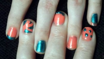 Try These Simple Nail Art Designs