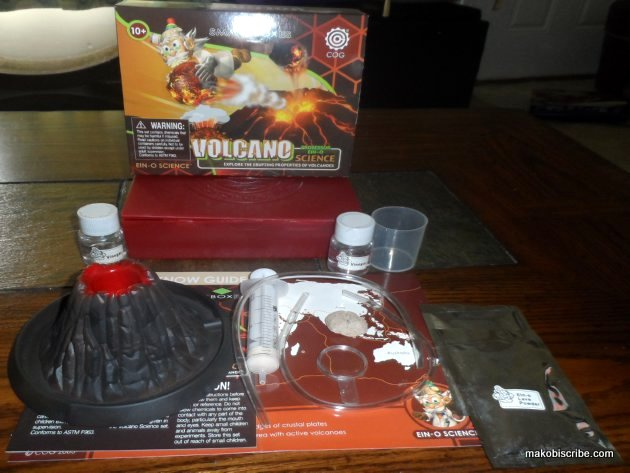 How To Make A Volcano In Your Kitchen