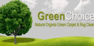 Professional Organic Carpet Cleaning From Green Choice