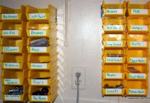 Get Your Clutter Under Control With Wall Storage Systems