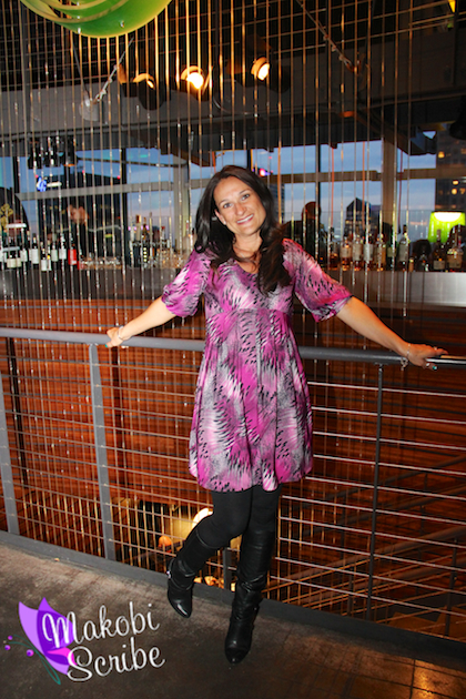 Karina Dress at the 360 Bar
