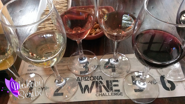 Arizona Wine Tasting