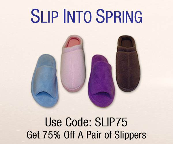 Slip Into Spring With Nature's Sleep