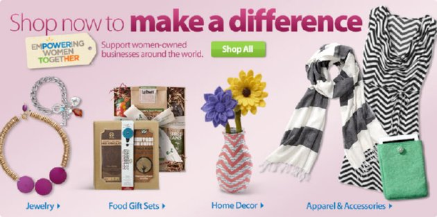 Give Gifts With Meaning By Empowering Women #pintoempower