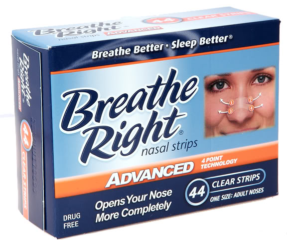 Get Free Samples of BreatheRight