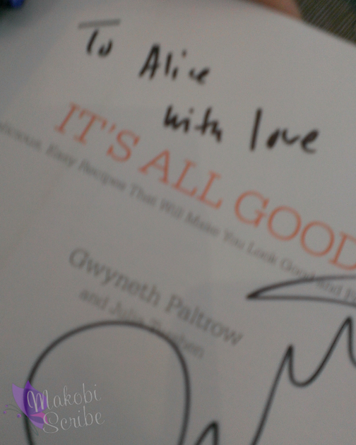 Gwyneth Paltrow IT'S ALL GOOD Cookbook Review #IronMan3Event