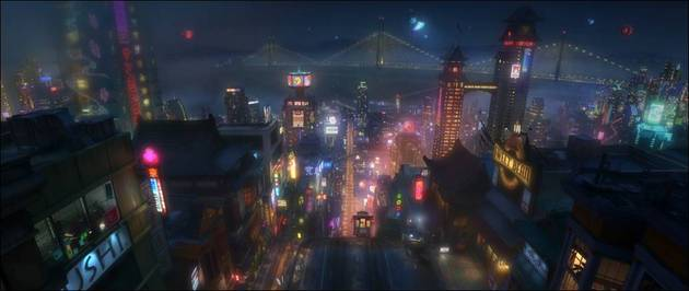 Disney's Big Hero 6 is Coming Soon