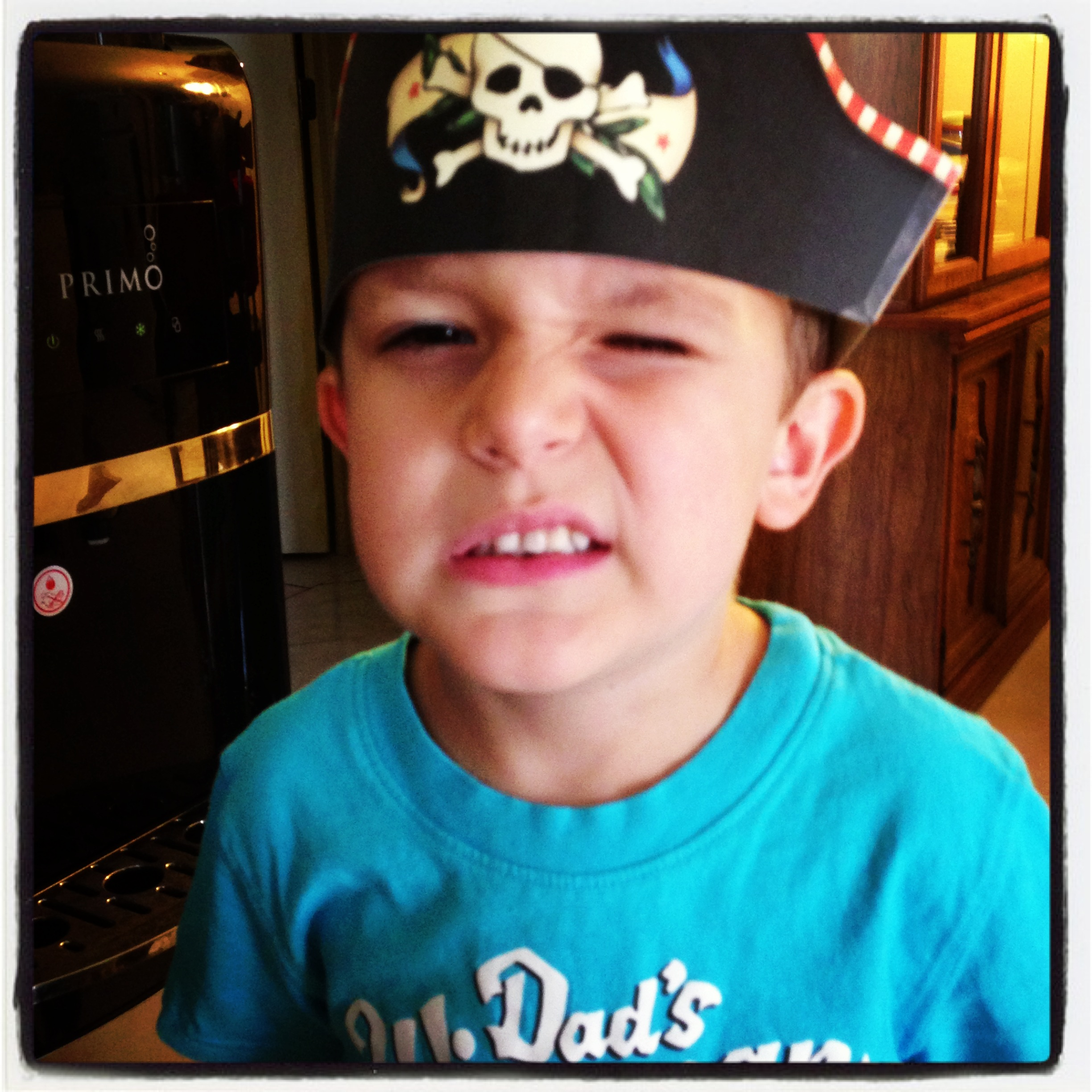 Har! Craft Like A Pirate With HP Envy #HPCraft