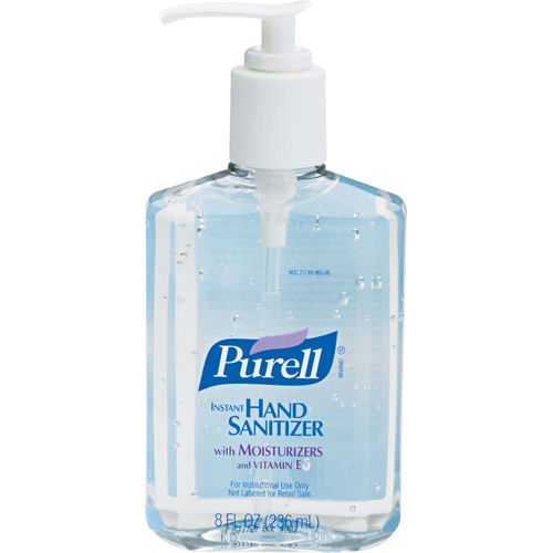 Free Purell Hand Sanitizer Samples